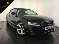 2011 AUDI A5 S LINE TDI DIESEL CONVERTIBLE FINANCE PART EXCHANGE WELCOME
