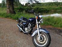 Suzuki Marauder GZ 125cc Motorbike