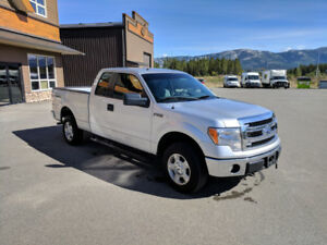 2014 Ford F150 XLT 4WD Supercab Only 56K km
