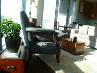 Luxueux meuble Centre Ville /Luxury Furnished Downtown