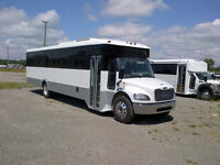 33 Passenger Tour Bus for Sale