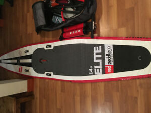Red Paddle Co Elite SUP / Stand up Paddle Board