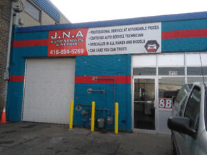 JNA AUTO SERVICE HAS YOU READY FOR WINTER & SAFE