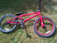 BMX slightly used but great condition!