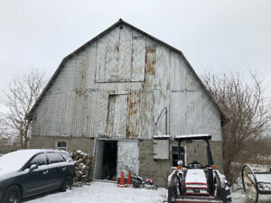 Used Roof Barn Board Tin Sheets - Used Roofing Barnboard Tin -