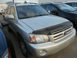 2004 Toyota Highlander Auto AWD V6 New Tiers Runs Great