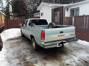 1989 GMC Sierra Pickup Truck