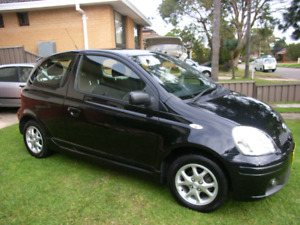 (●—●)2004 TOYOTA ECHO with 4mags for parts or exportation