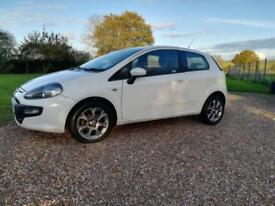Fiat Punto Evo 1.4 8v ( s/s ) GP - 3 Door Hatchback White - Must See