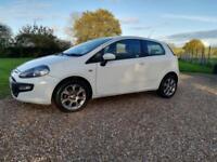 Fiat Punto Evo 1.4 8v ( s/s ) GP - 3 Door Hatchback White - Must See