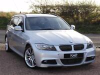 BMW E91 325d 3.0 M Sport Touring, Auto, 2011, Only 48k Miles, 1 Year MOT