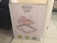 Graco Discovery Walker ( newly new)