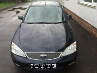 YEARS MOT SERVICE HISTORY ONLY TWO OWNERS FORD MONDEO ZETEC TDCI 130-1998cc 2005