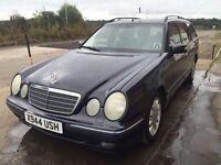 Bargain big mercedes automatic estate MOTD ready to go