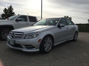 2011 Mercedes-Benz C-Class C 300 Sedan