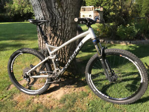 2015 Norco Fluid 7.3-Great Entry Level Full-Sus Mountain Bike