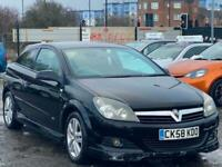 * 58 2009 VAUXHALL ASTRA 1.4L SXi 3 DOOR COUPE + EXTERIOR PACK + ALLOYS *