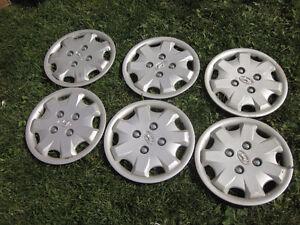 """14""""-15"""" Hyundai Hubcaps/Rims"""