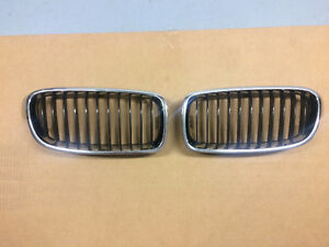 BMW 3 series F30 front grille set