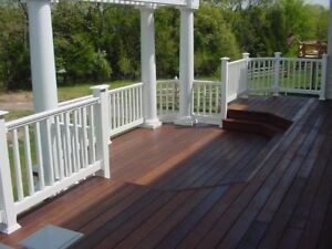 Painting Services - Deck/Fence/Shade
