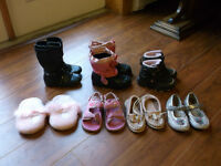 Childrens Assorted Footwear