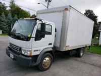 Cube Truck & Truck W Trailers / Deliveries & Moving 519-444-4444