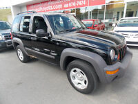 2003 Jeep Liberty Sport VUS