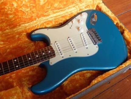 2006 Fender Stratocaster American Vintage Reissue AVRI 62