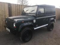 1991 Land Rover 90 Defender 2.5 300 TDi * Galvanised chassis *