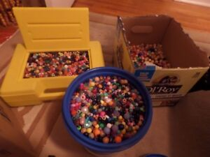 For Sale: Thousands of beads