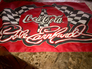 Coca-Cola Dale Earnhardt Flag