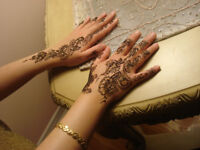 Henna Artist for All Occasions!