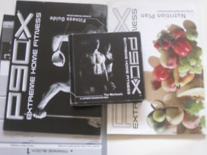 P90X Extreme Home Fitness (12 CDs)
