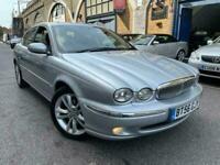 2007 Jaguar X-Type V6 SE Auto SALOON Petrol Automatic