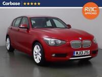 2013 BMW 1 SERIES 116d Urban 5dr Step Auto