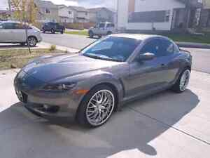 Mazda rx with low km's for sale!!