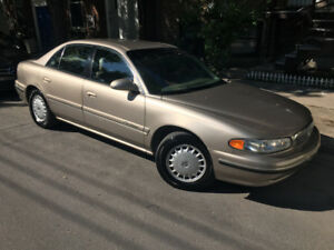 Buick Century Limited 3.1L - Cuir, 66,000 KM