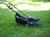 Yard Works Cordless Lawnmower