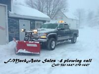 SNOW PLOWING SYDNEY DRIVEWAYS AND COMMERCIAL