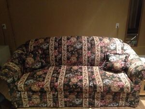 Like New  Sofa & Chair PERFECT condition