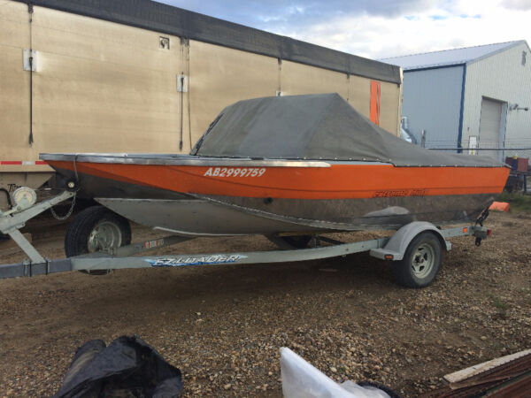 Used 2011 Harbercraft Extreme Duty 1775