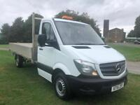 Mercedes Sprinter 313Cdi 3.5T 14ft Dropside, 1 Owner, Full Service History