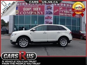 2013 Lincoln MKX Fully Loaded, Panoramic Sunroof, Navigation