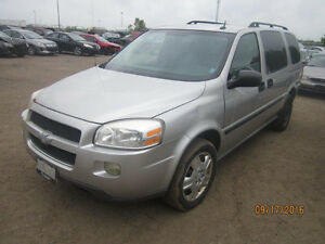 LAST CHANCE 2007 CHEVY UPLANDER FOR PARTS @ WOODSTOCK PICNSAVE!