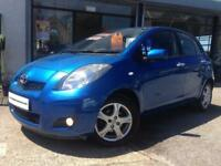 2010 (10) Toyota Yaris 1.33 VVT-i MMT TR Automatic (Finance Available)