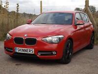 BMW 1 Series 114i Sport 5dr PETROL MANUAL 2013/13