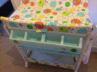 Cosatto Baby Changing and bathing table