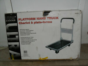 Platform Hand Truch / Chariot à Plate-Forme, New / Neuf