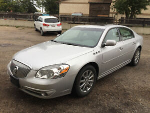 2010 Buick Lucerne CXL – With Carproof!