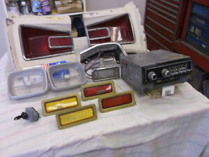 DODGE OR PLYMOUTH AM-FM RADIO & OTHER PARTS